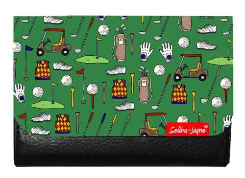 Selina-Jayne Golf Limited Edition Designer Small Purse